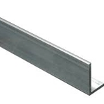 "NYM3106M-16 (1/2"" x 3/4"" x  1/8')Angle-UNEQUAL LEGS"