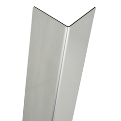"SSCGH 2""-4 - Stainless Stell Corner Guard with Holes"